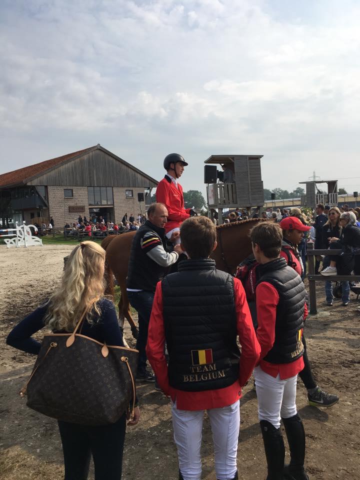 België vierde op EK Junioren in Zuidwolde