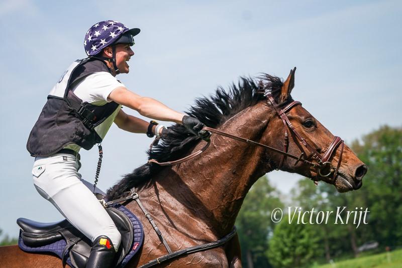 Kai Steffen Meier et Jarno Verwimp s'imposent dans les championnats de Belgique des jeunes chevaux de concours complet.