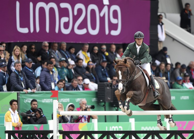Pan American Games Lima 2019: Brazil punches ticket to Tokyo with team gold