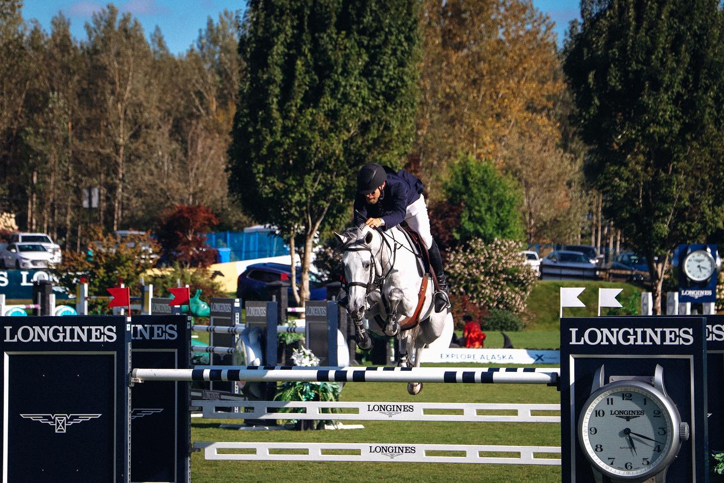 USA's Karl Cook on top in Tbird's main class