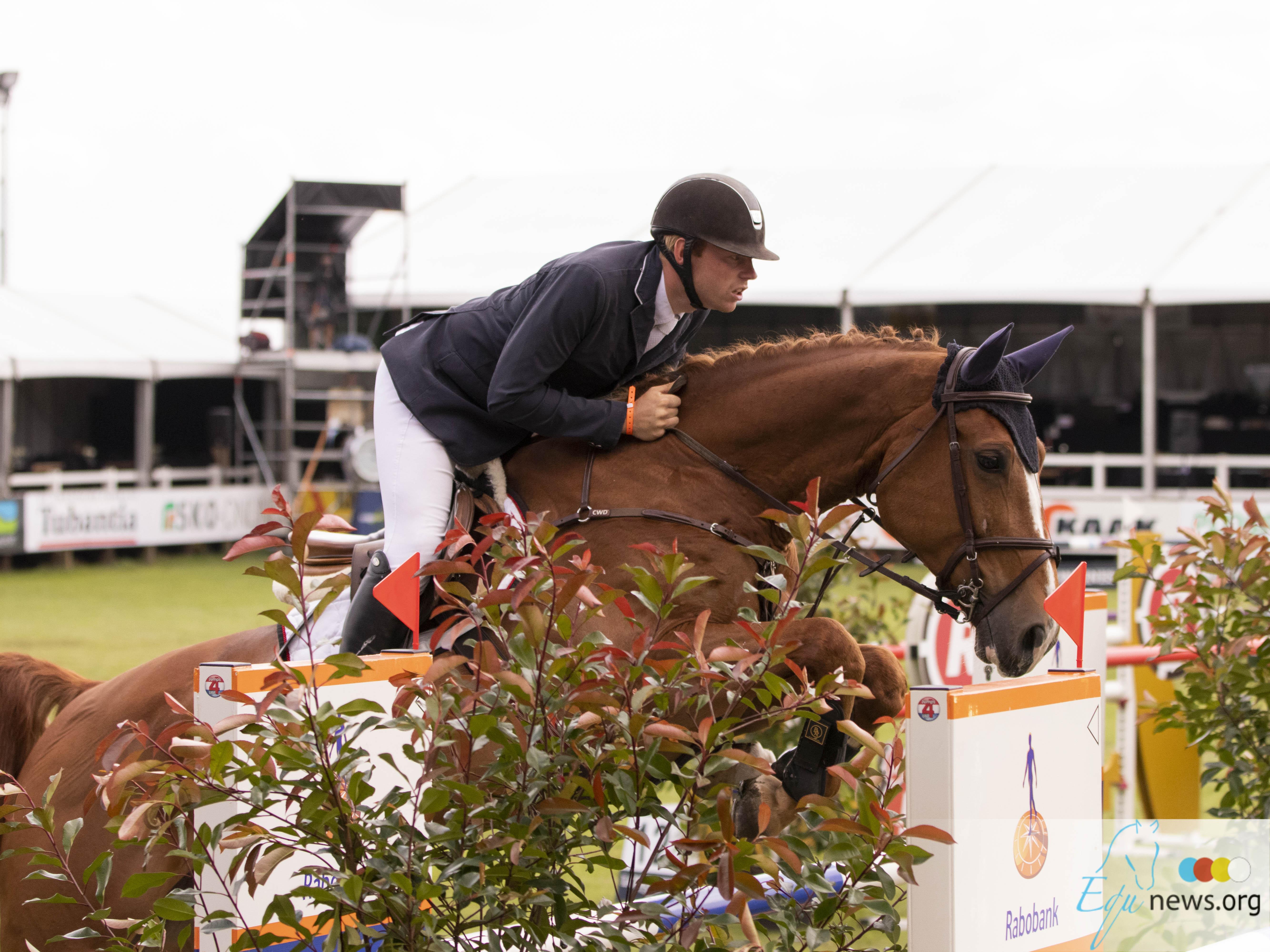 Lennard de Boer en Anne Feenstra winnen Drents Regiokampioenschap