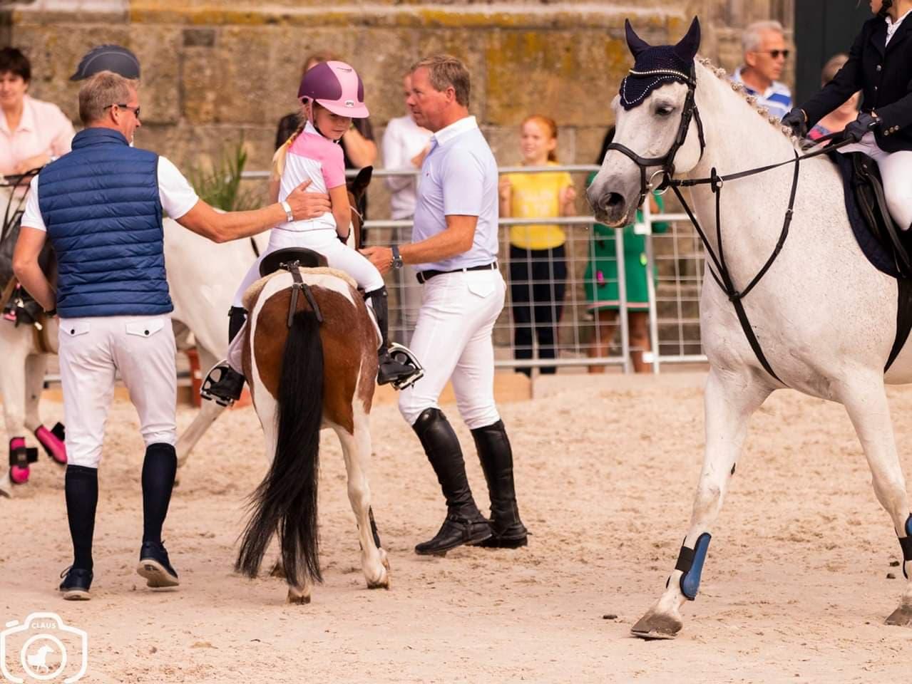 Erik Punte, Wim Schröder en nichtje Lisa winnen op Mastersclass Schröder