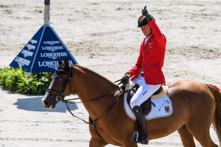 Team Belgium has Tokyo within sight, Britain's Maher moves to top of individual leaderboard