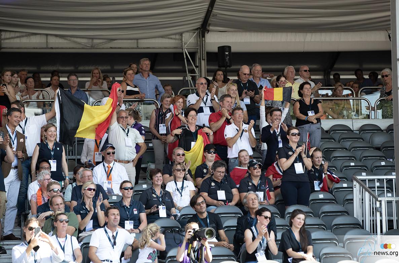 Les cavaliers saut d'obstacles Belge seront honorés lors du Memorial Van Damme