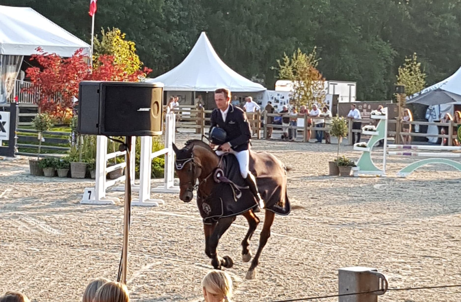 Stühlmeyer claims victory in Longines ranking class of Zandhoven