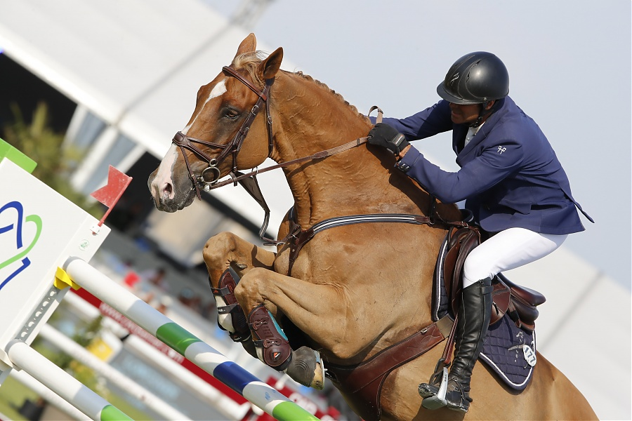 Saxo de la Cour finds new rider
