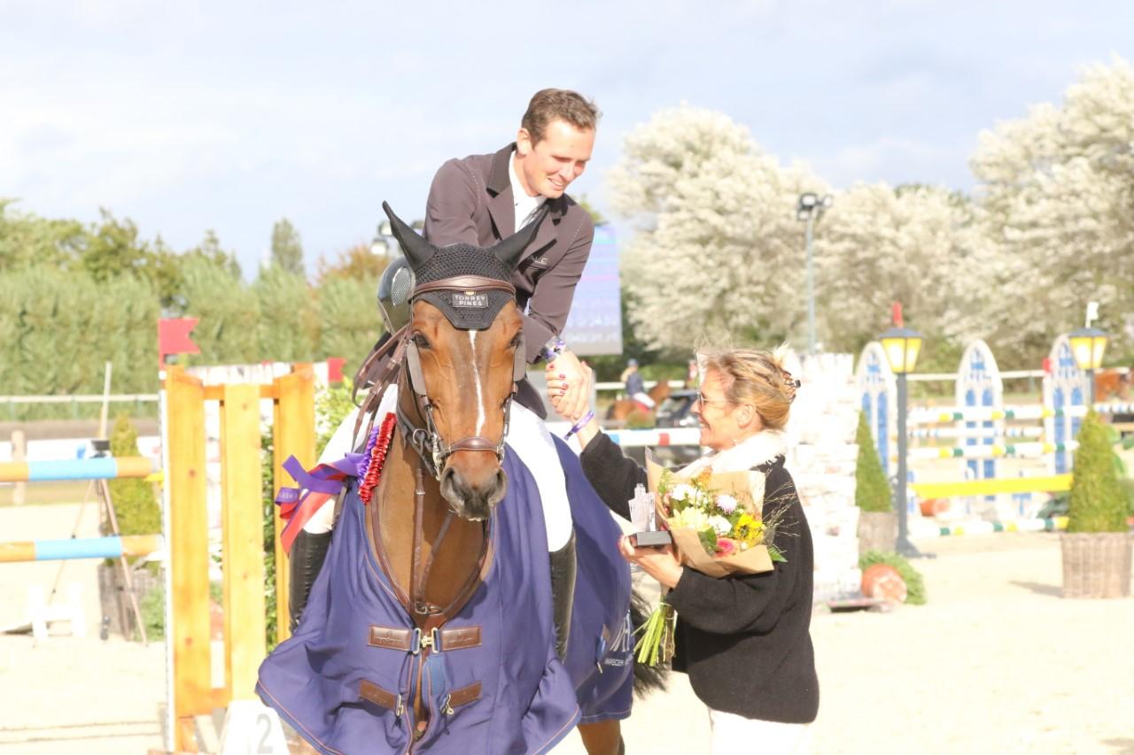 Spencer takes the win in Waregem before Belgian riders