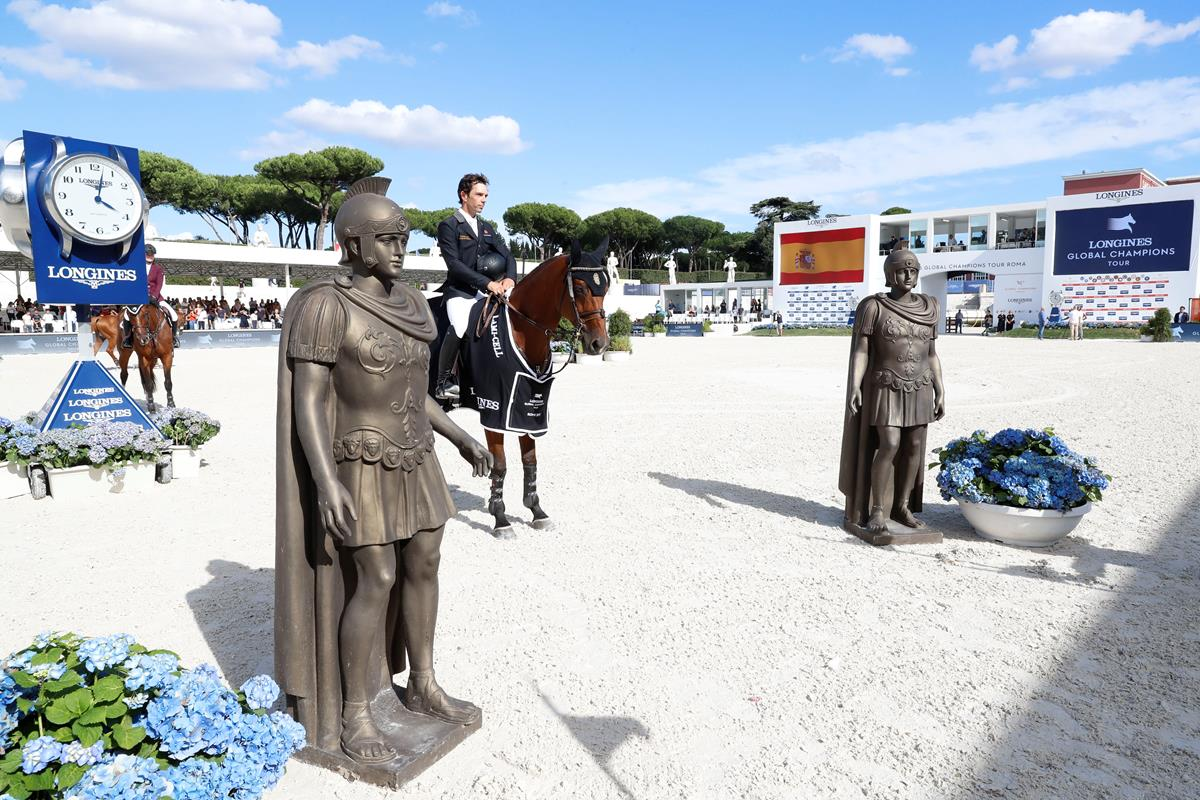 Aznar Victorious in Thrilling LGCT Rome Curtain Closer