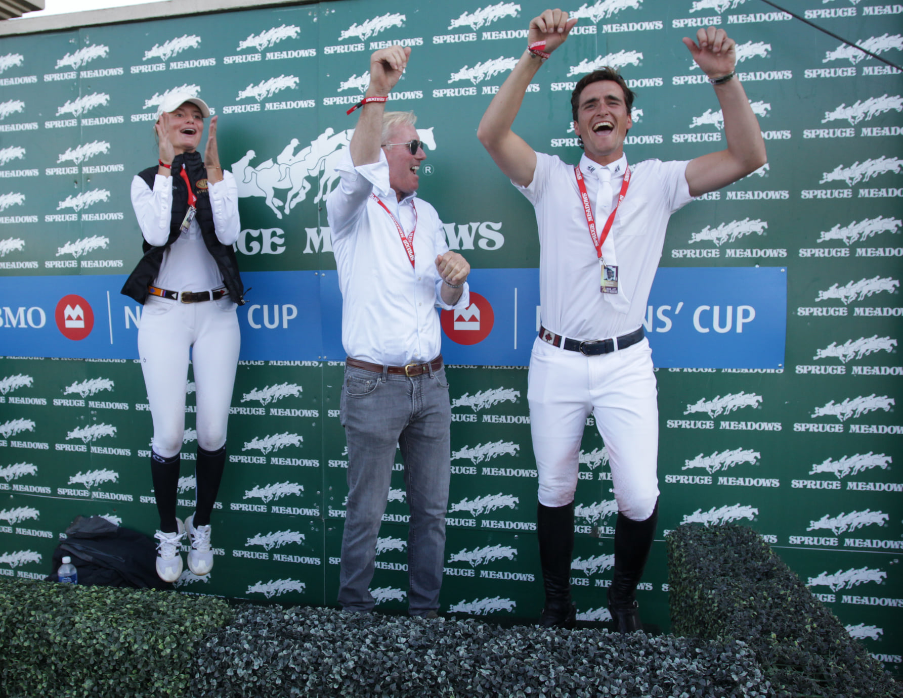 "Olivier Philippaerts: ""We didn't steal it; we really owned it today..."""