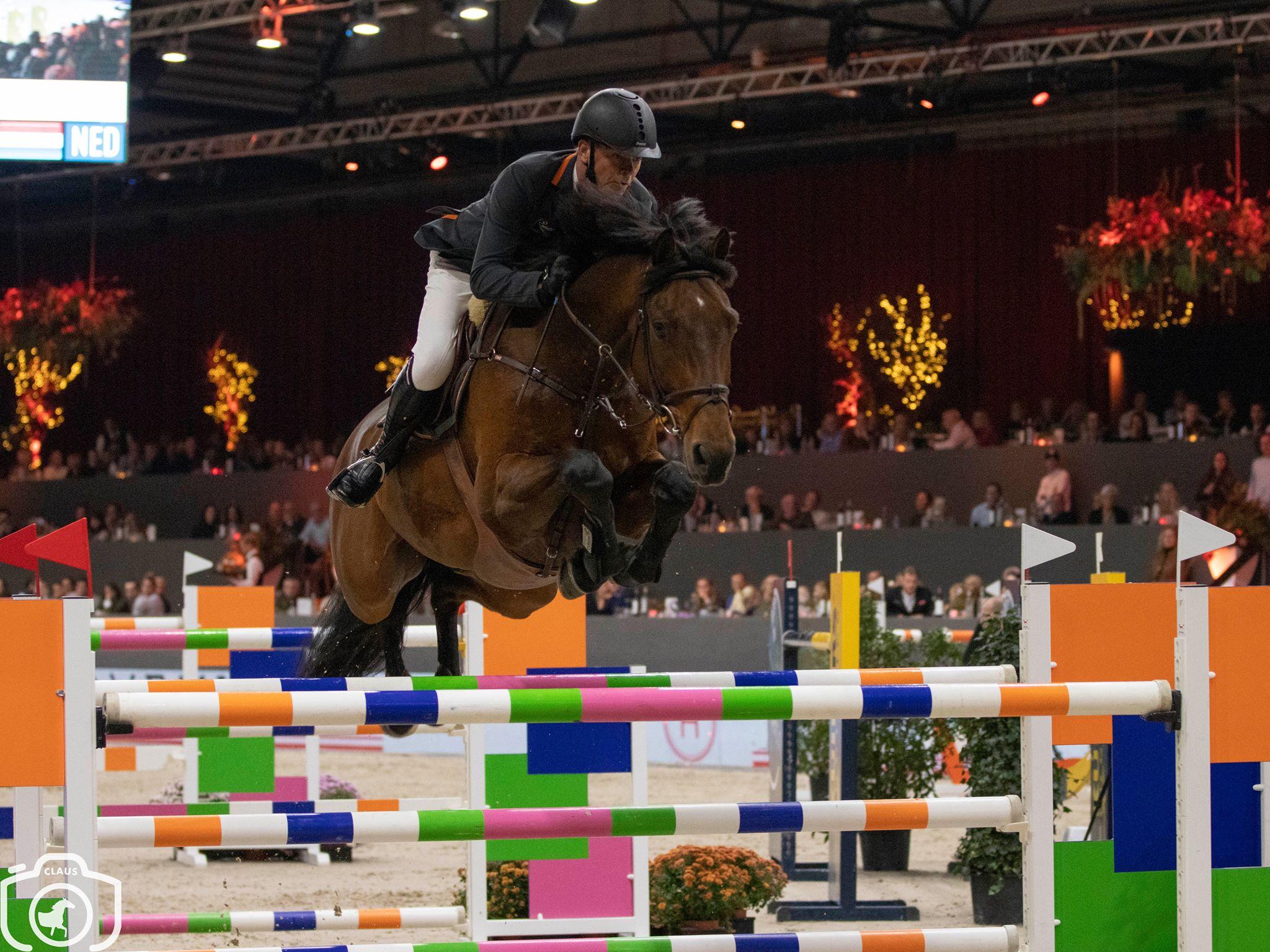 Nieuw Grand Prix paard voor Jeroen Dubbeldam