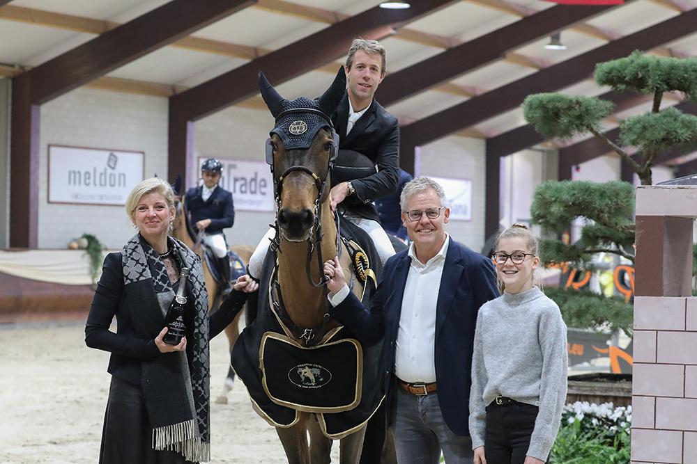 Maikel van der Vleuten wint opnieuw in Kronenberg - Equnews Nederland