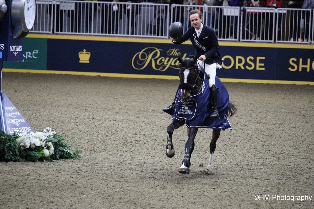 Bertram Allen Soars to World Cup Victory  at Toronto's Royal Horse Show