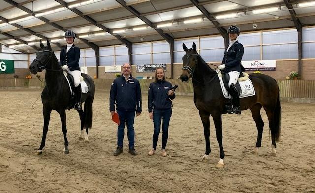 Verdi-dochter scoort 84 punten in IBOP Luttenberg