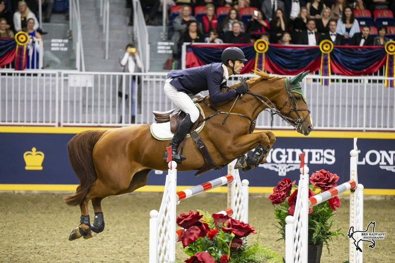 Rowan Willis speeds to victory at Toronto's Royal Horse Show