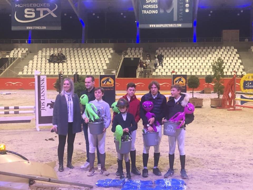 Isabelle Roepel gaat winnen in België