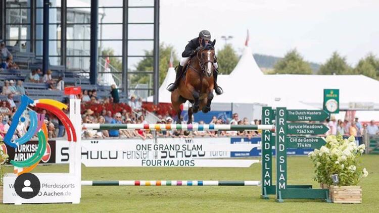 Gregory Wathelet and Stal Lenssens see Iphigeneia de Muze move to the USA