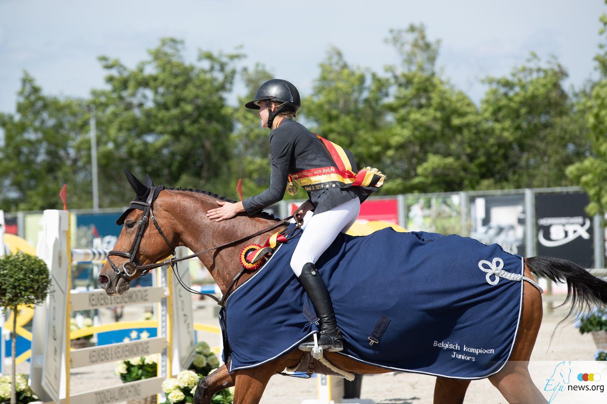 Marthe Van Gorp verliest tweede ranking paard op zes maanden tijd.
