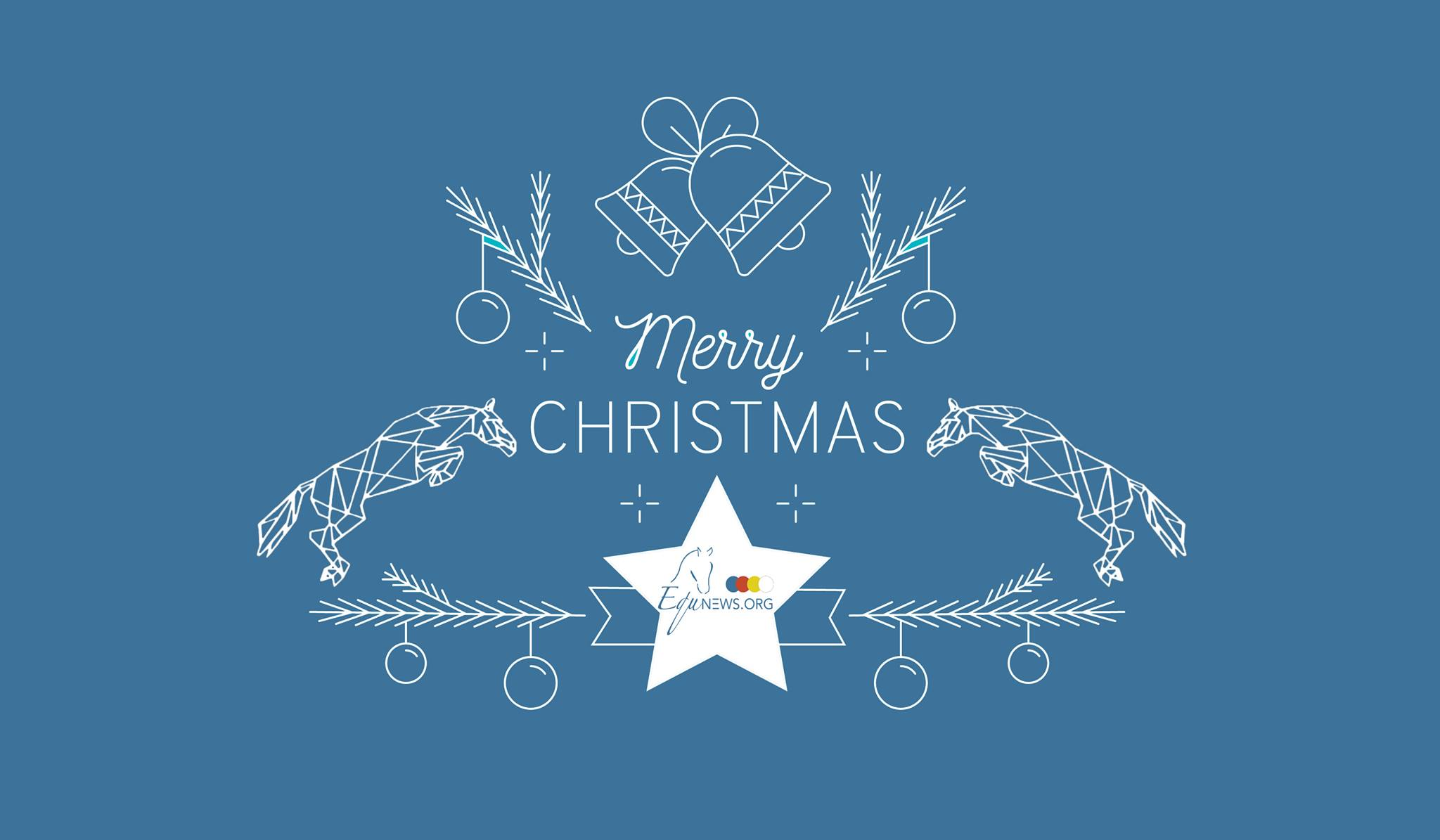 Equnews vous souhaite un joyeux Noël