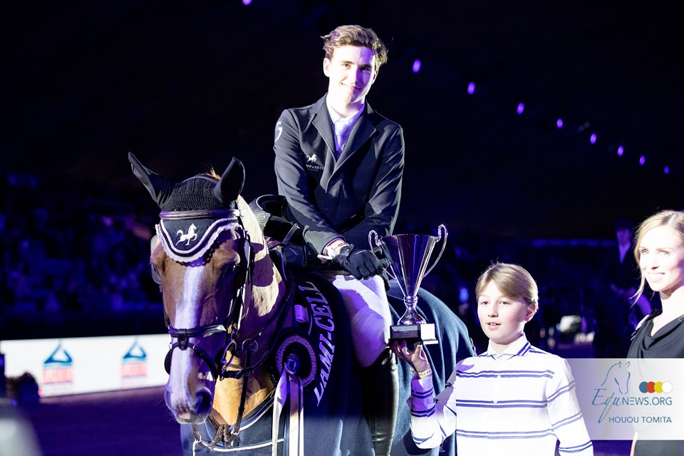 Championshipshorse Anthony Philippaerts sold