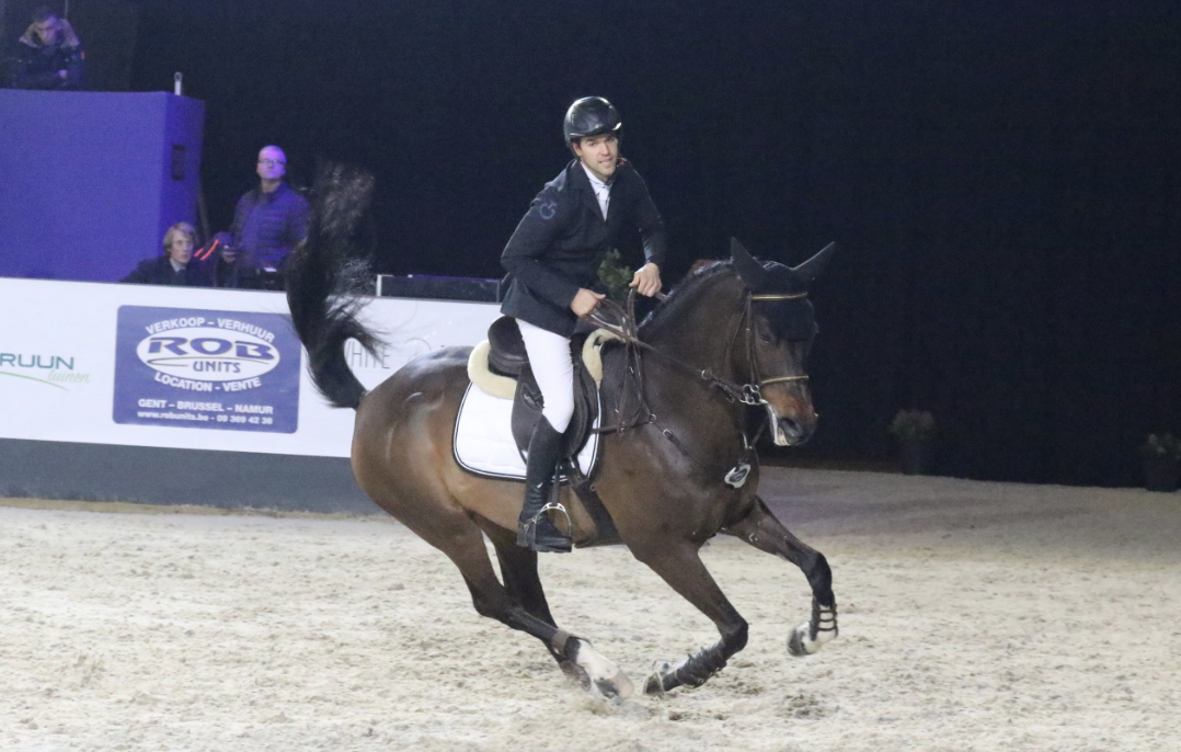 New Grand Prix horse for Jos Verlooy