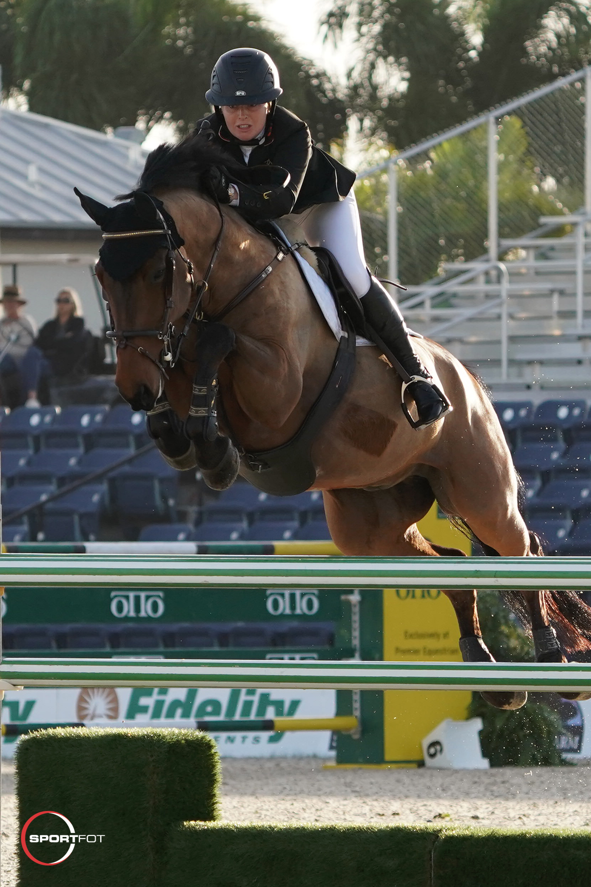 Emily Ward Dominates Under 25 Competition at WEF