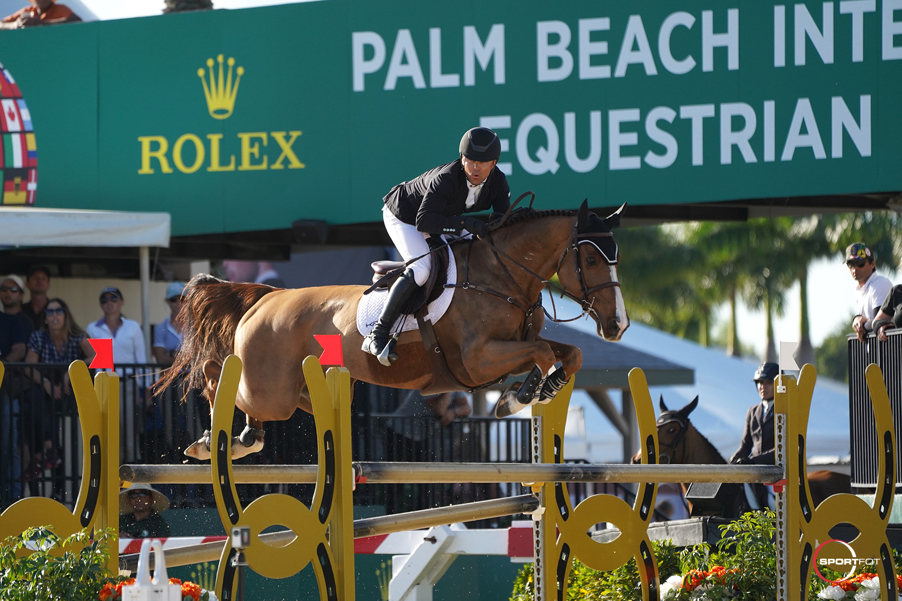 Kent Farrington Tops Equinimity WEF Challenge Cup Round 2