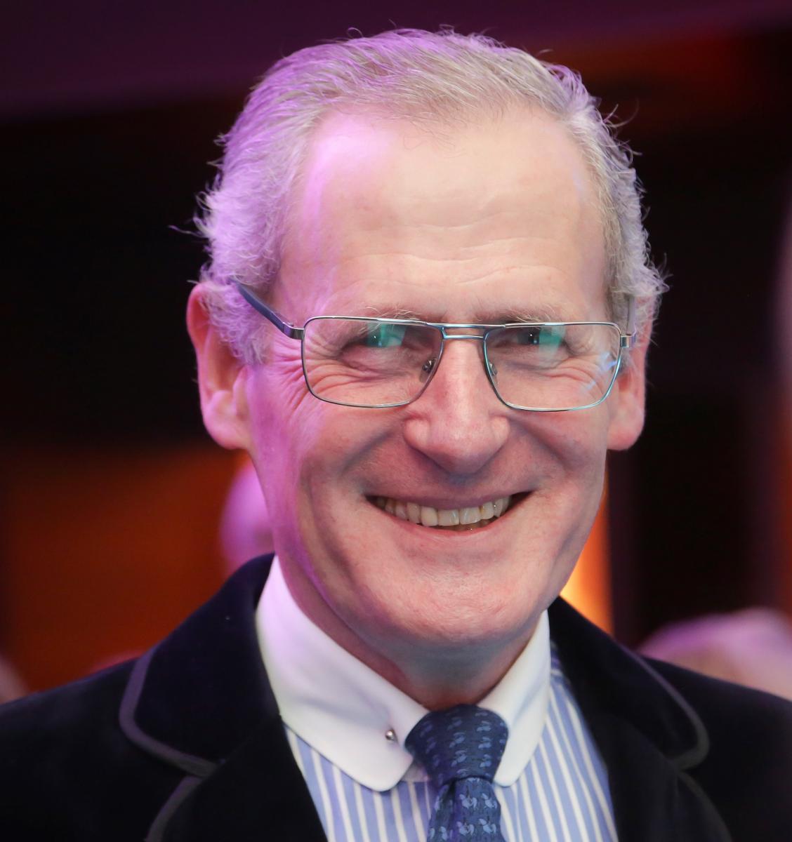 FEI Jumping directeur John Roche met pensioen