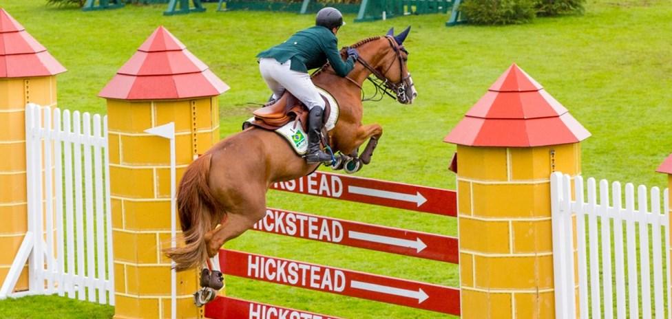 Ook Derby van Hickstead uitgesteld tot september