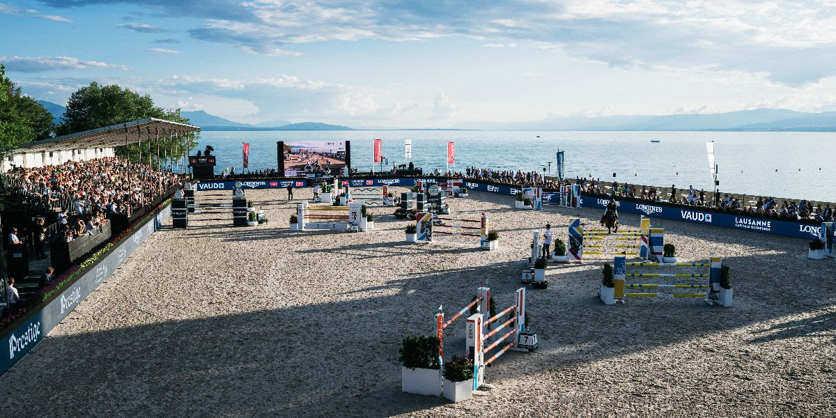 After Hong Kong, Also Longines Masters of Lausanne cancelled
