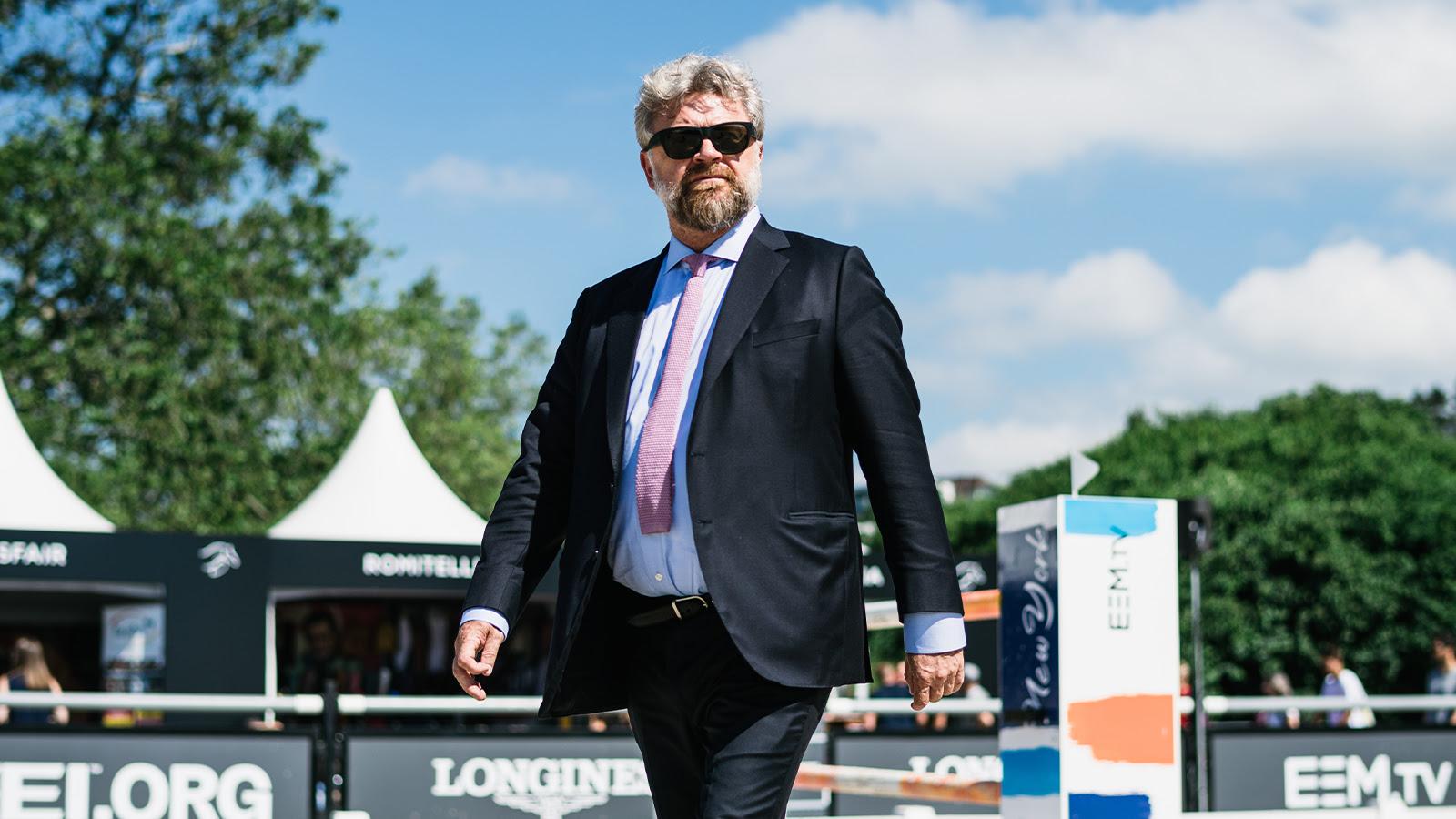 """Christophe Ameeuw: """"De (paarden)wereld was in overdrive, nu zullen we ons moeten aanpassen."""""""