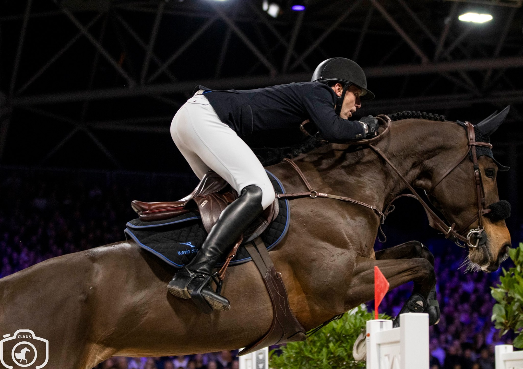 Two young talents are joining the stables of Kevin Staut