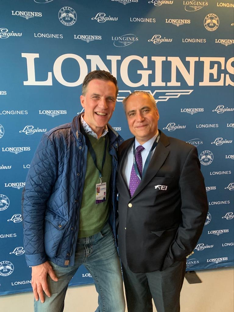 "FEI President Ingmar de Vos: ""It will not be easy to make the show schedule for 2021"""
