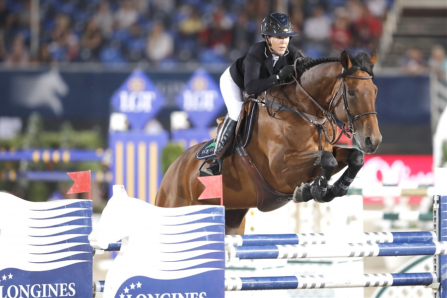Lauren Hough's Waterford retires from the sport