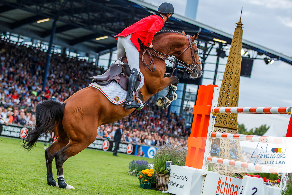 Opinion: No Olympics without CSI5* competitions
