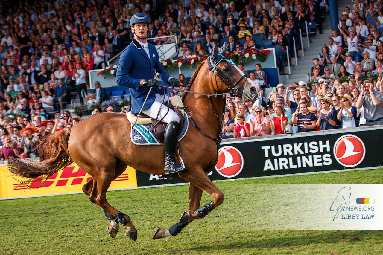 "Daniel Deusser: ""I haven't decided about my horse for Tokio yet"""