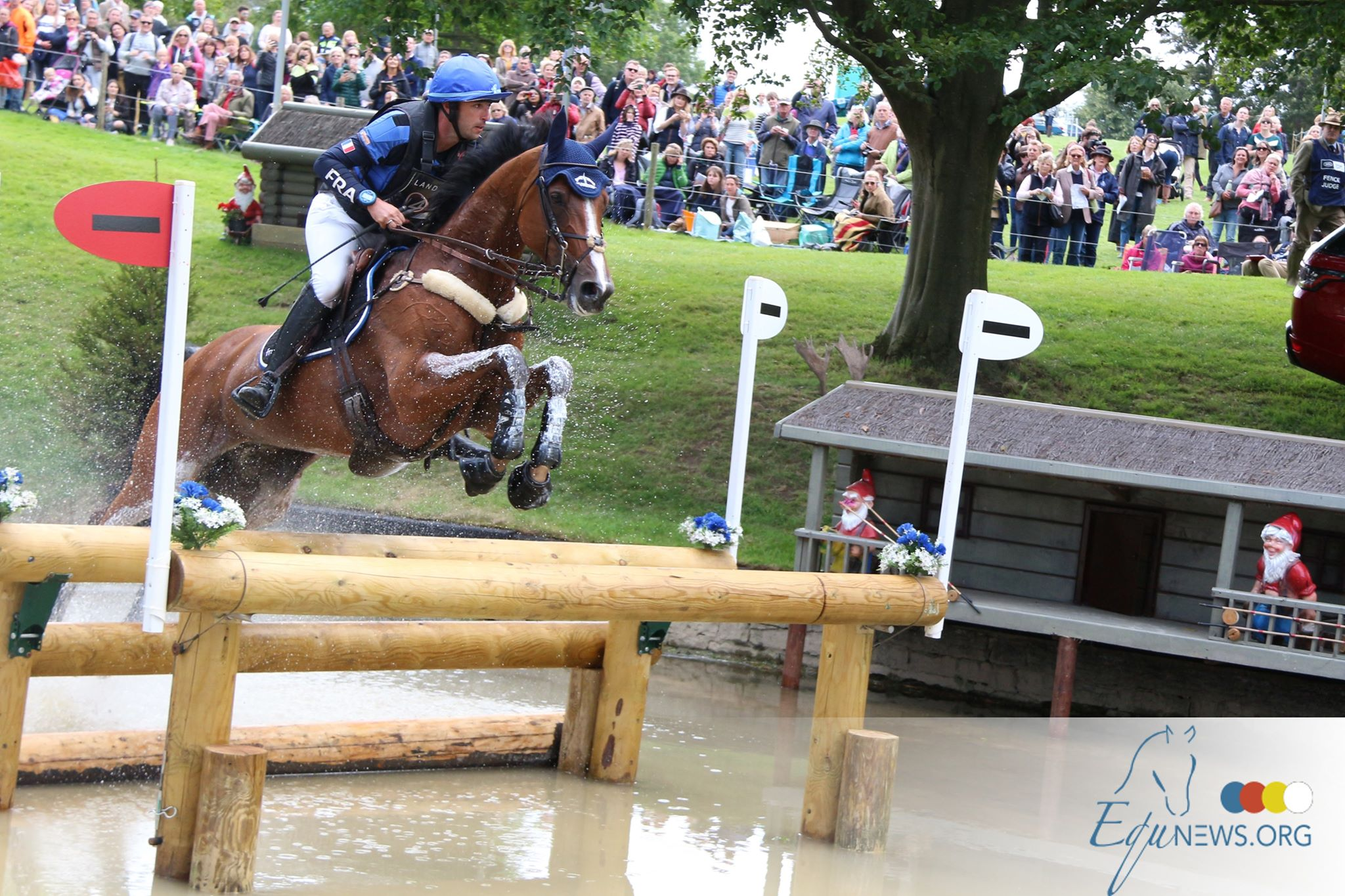 Land Rover Burghley Horse Trials 2020 afgelast