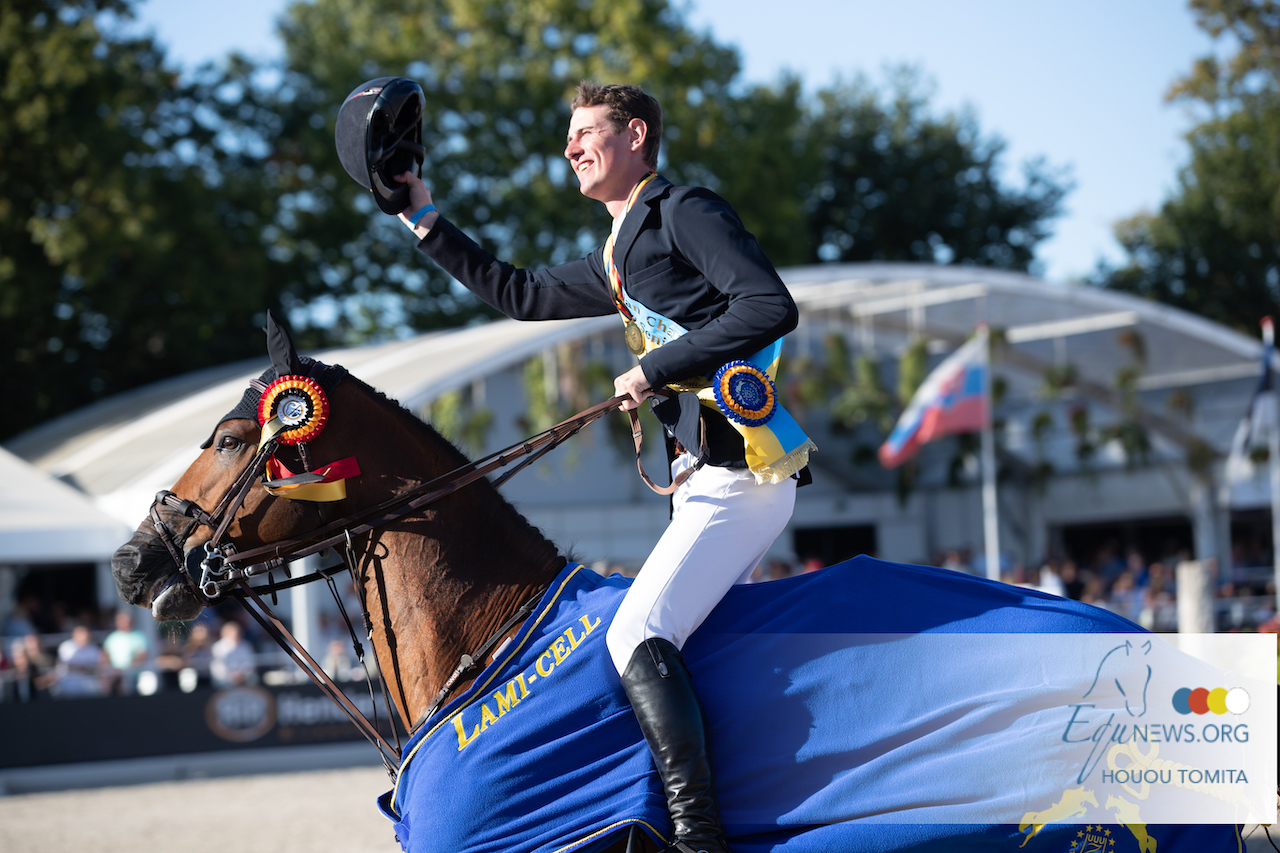 Steve Guerdat and Jos Verlooy remain on top of the Longines Rankings