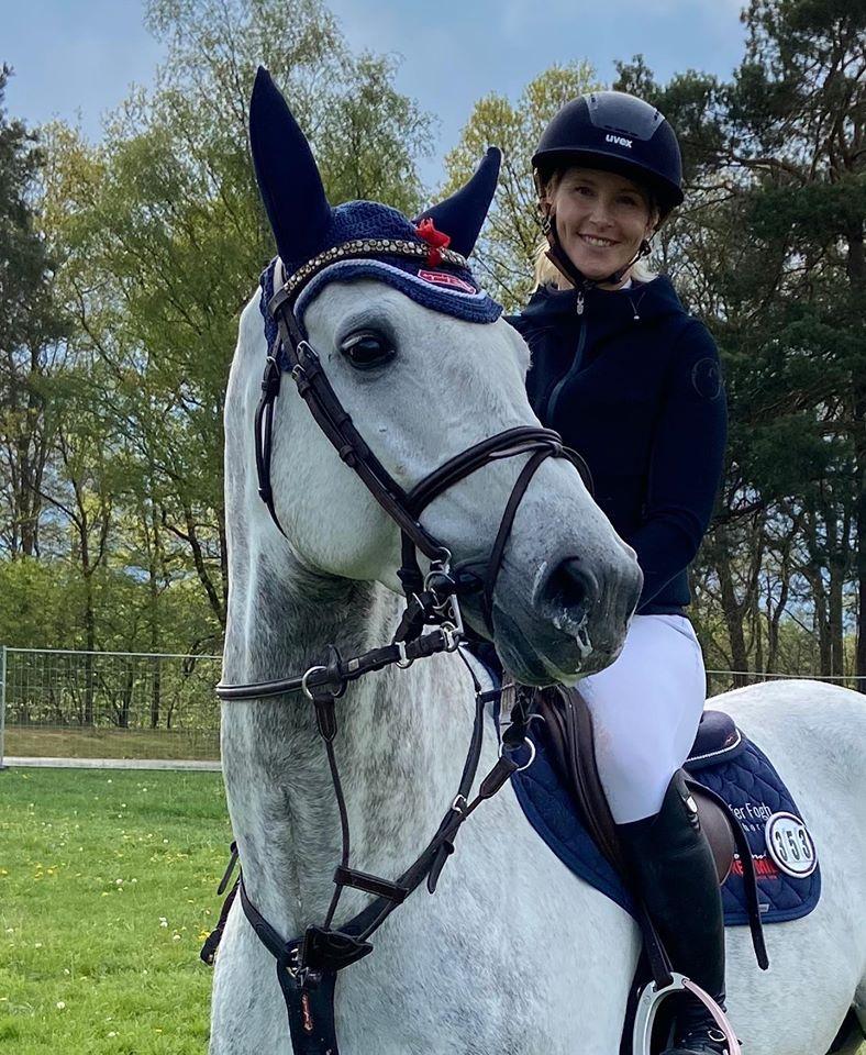 Jennifer Fogh Pedersen keeps winning in Niedersaksen