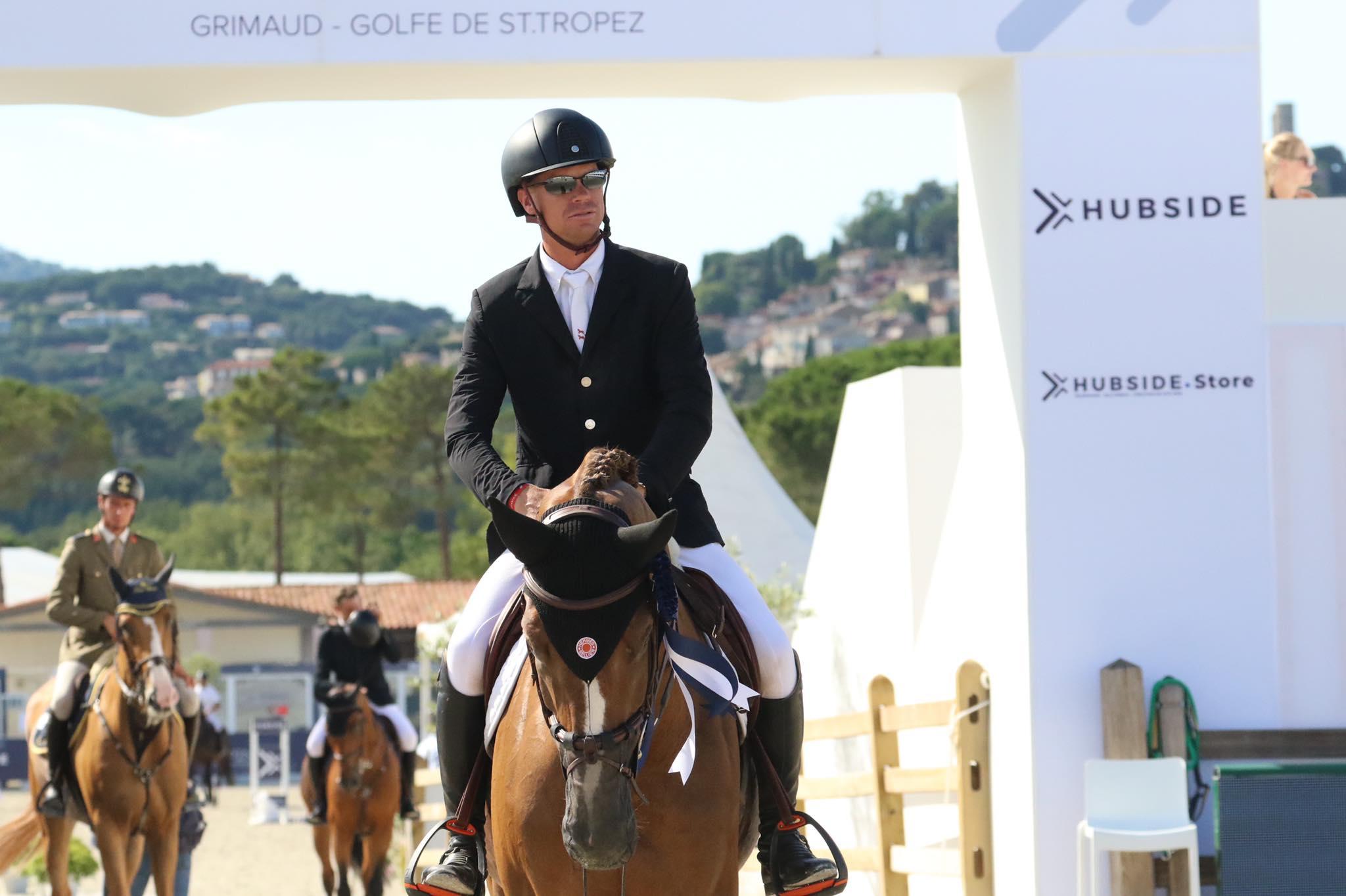 Guery zet zegereeks op Franse bodem voort