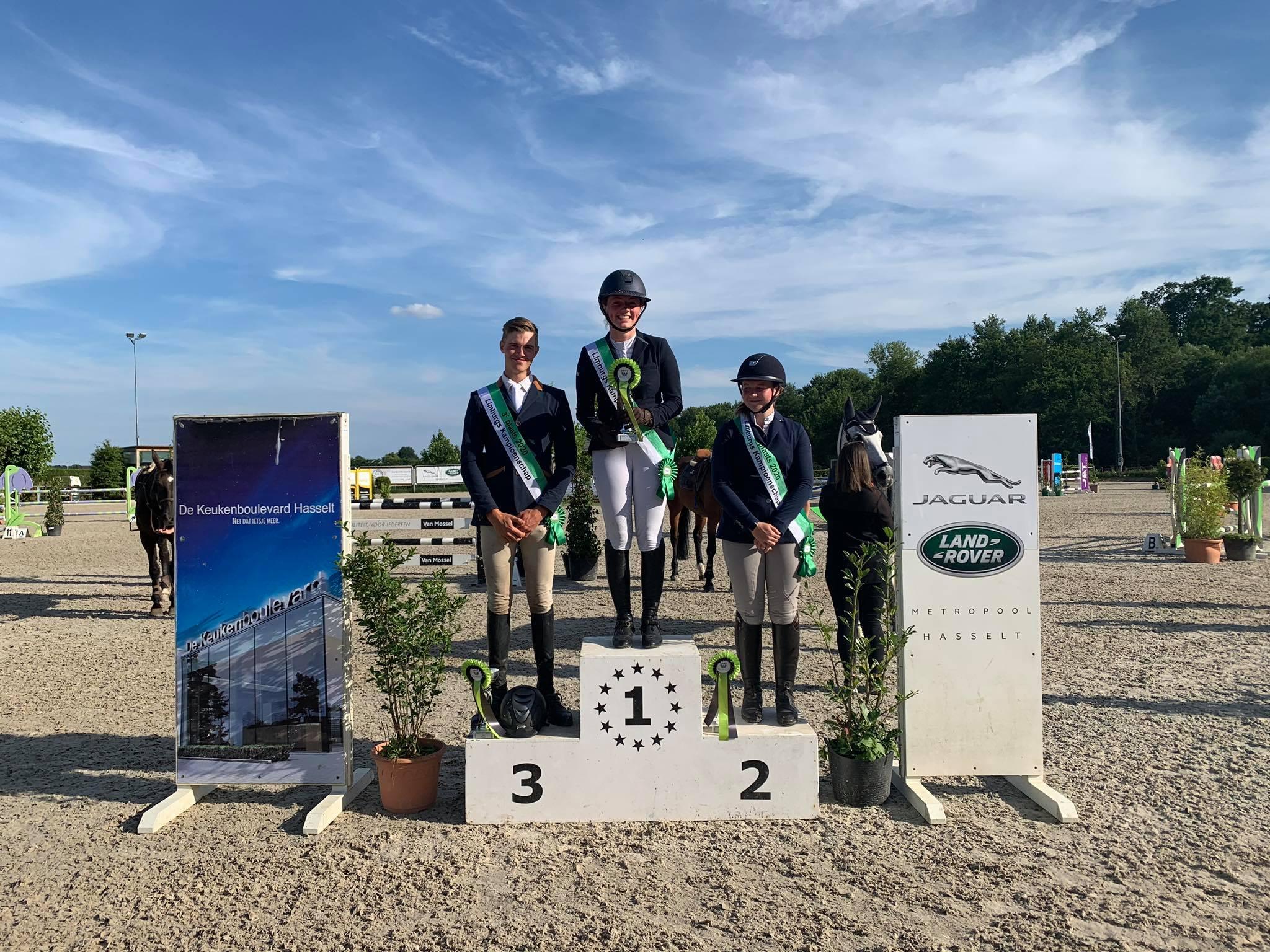 """Hélène Houben: """"Dit was mijn eerste wedstrijd na de Corona-stop"""""""