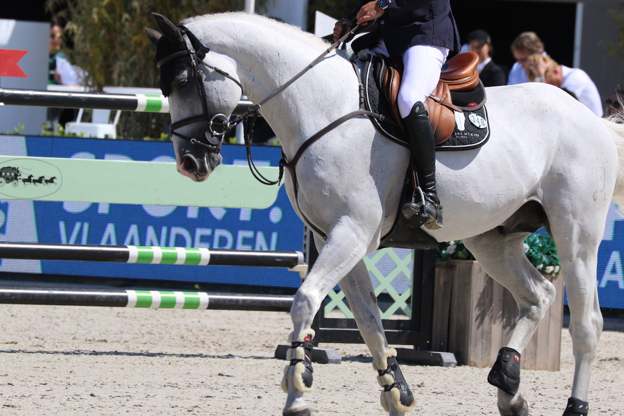 Tony Cadet keeps CSI2* GP victory in French hands