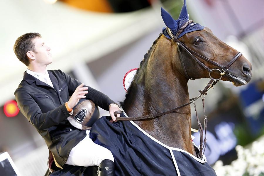 Scott Brash' former GP-horse, Bon Ami passed away