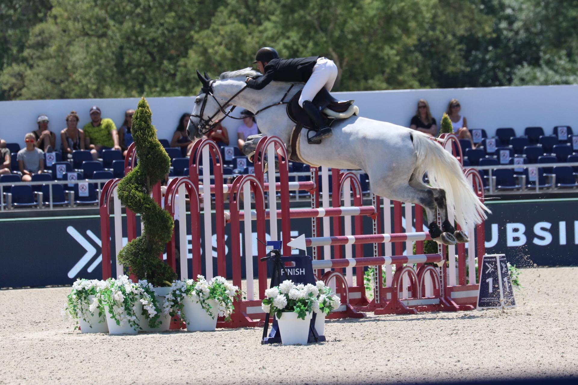 """Maikel van der Vleuten: """"Je paarden altijd soepel houden"""""""