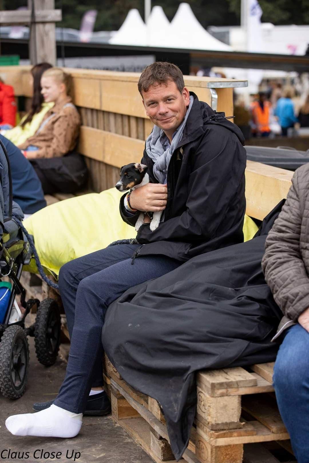 Toni Hassmann 'out' after fall at Outdoor Wierden