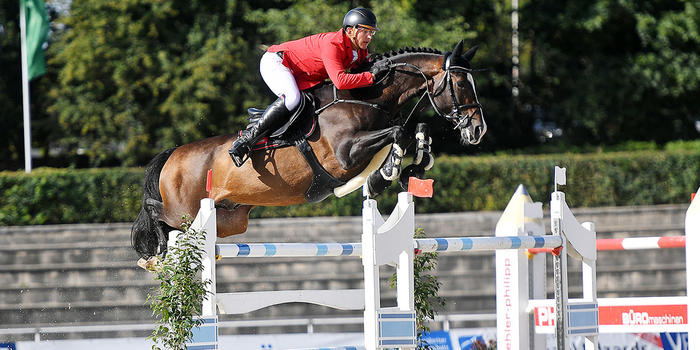 Tobias Meyer's Special One 2 finds new rider...