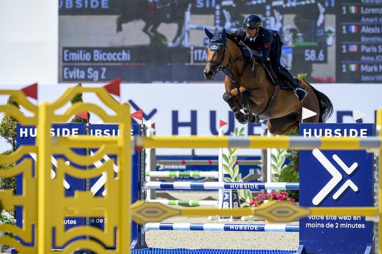 New Grand Prix horse for Carlos Lopez