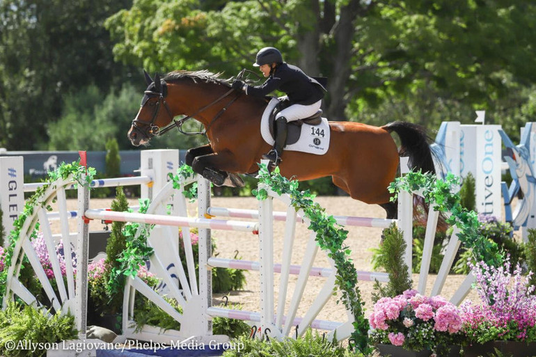 Margie Engle and Royce race to first prize in $137,000 Grand Prix of Traverse City