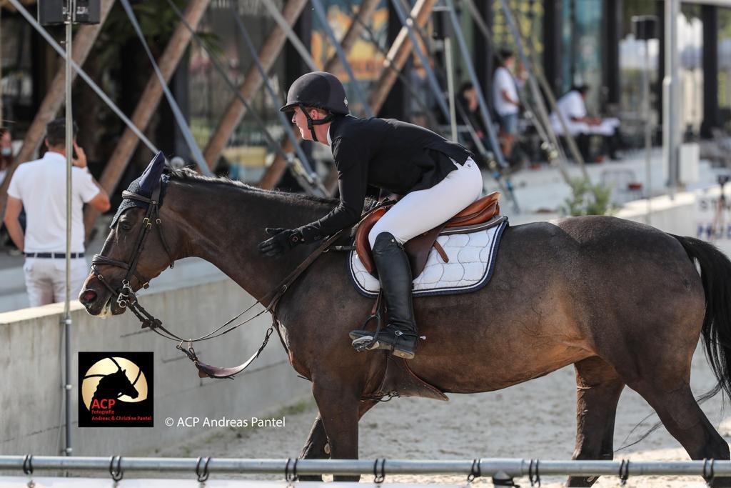 Chloé Ockermann en Andres Vereecke zorgen voor Belgische top vijf klasseringen in Bonheiden