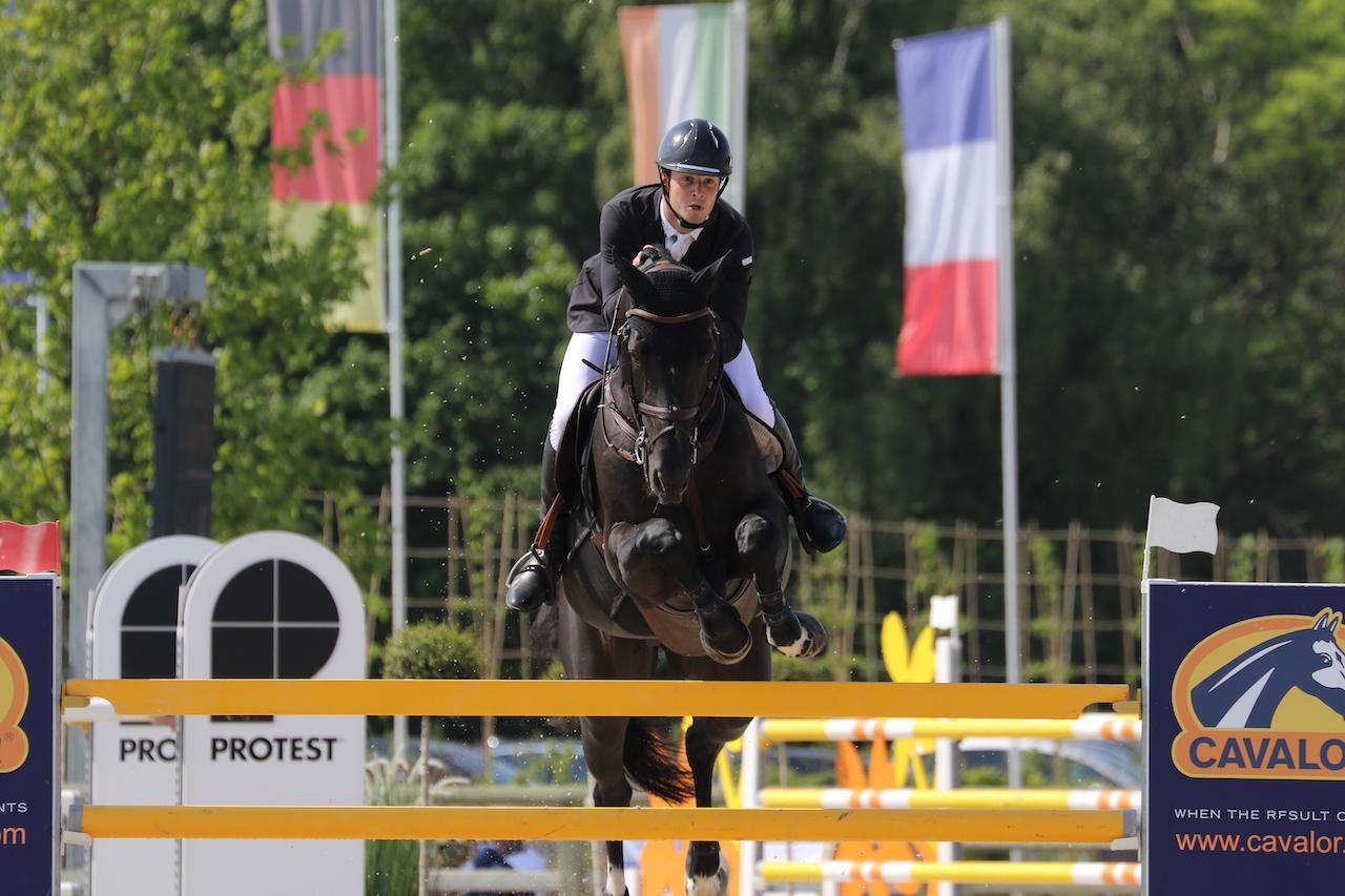 Internationale selecties: jeugd in Wierden, Belgen in Lier