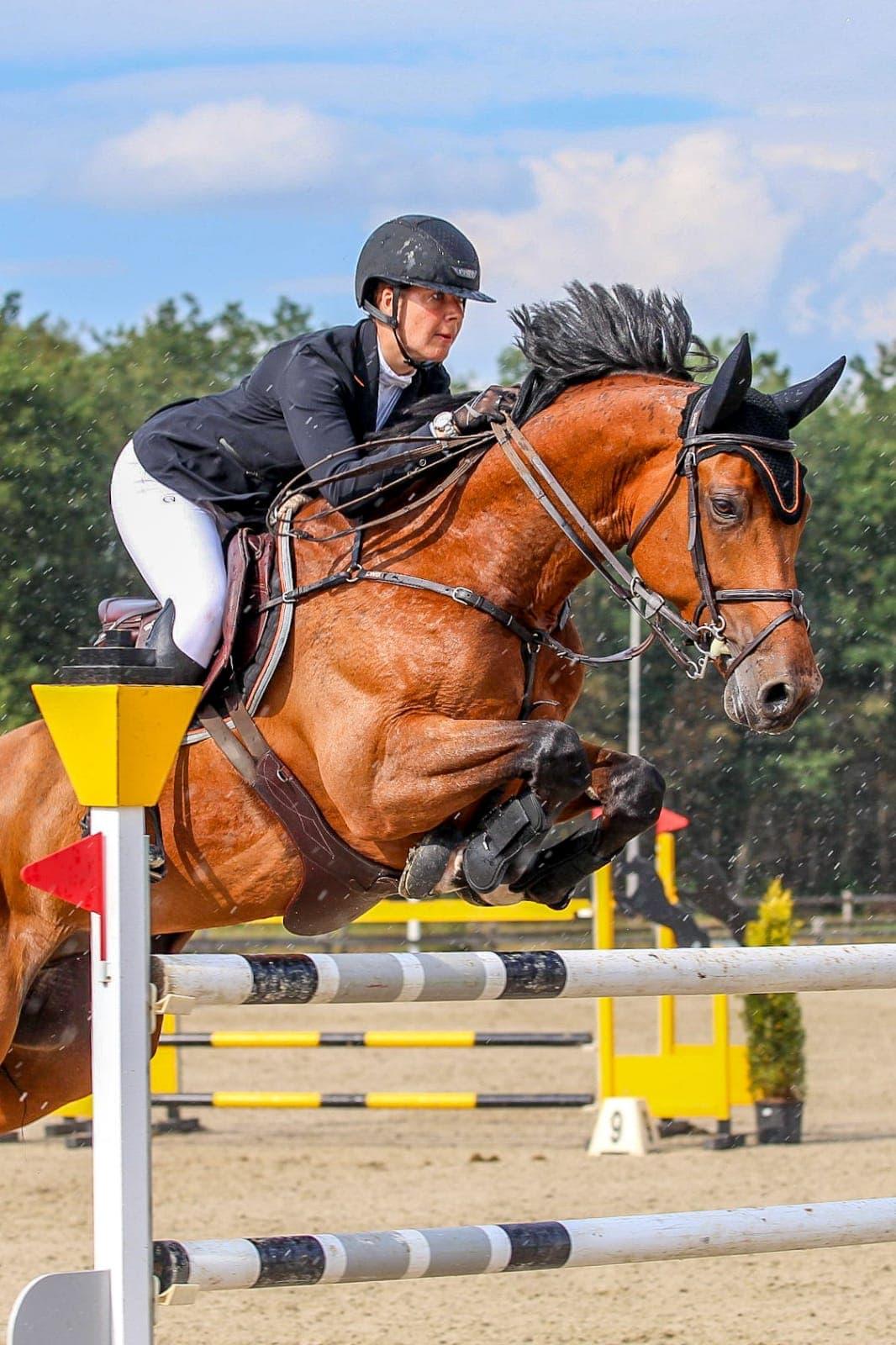 Fabienne Roelofsen naar Grand Prix winst in Zuidwolde